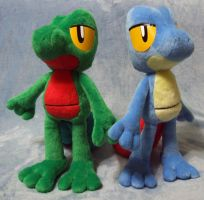Treecko for sale by Rens-twin