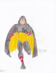 Hourman! by Arak-8