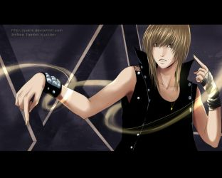 SHINee's Taemin: Lucifer style by yuki-k