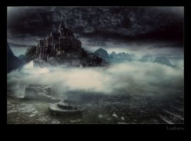 Lonliness - Matte Painting. by iadinaplus