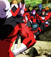 Dragon Ball Super Ending 11 - Team universe 11 by IndominusFreezer