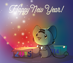 New Year's Boxes by lafhaha