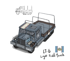 VCTI- Gallian Light-Truck by Csp499