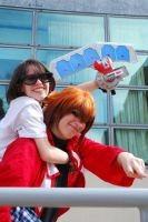 YGO GX: JUDAI AND NORA. by Its-Really-Awesome