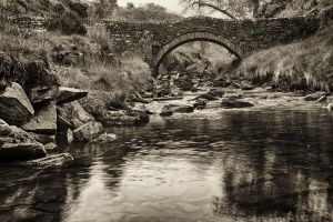Packhorse Bridge by CharmingPhotography