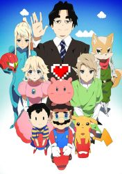Thank You, Iwata by moxie2D