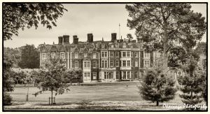 Sandringham House Parkland View by Okavanga