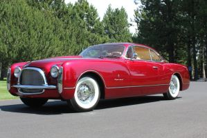 Ghia on the way to Pebble Beach by finhead4ever