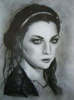 Amy Lee - Evanescence by CurlyWurly808