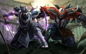 shen and zed by citemer