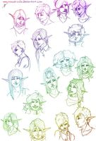 Expressions Practice 1 by raquel-cobi