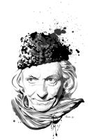The first Doctor Who by hansbrown-77