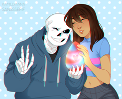 .:UT:. EGGxpecting [ Frans Week Day 5 ] by kamillyanna