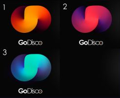 GoDisco logos by yuval10203