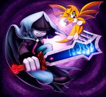 Dust: an Elysian Tail by Cariors01