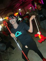 terezi pyrope cosplay homestuck by pyropecosplay