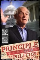 Principle over Politics in 2012 by LibertyBroadsides