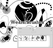 WearsBrushes 02 by ohNJMinda
