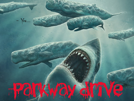 Parkway Drive Megaladon by EvanTheBehemoth