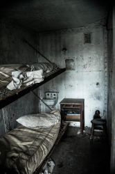 Prison Cell by Freeformedto