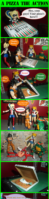 A Pizza the Action by TheRockinStallion