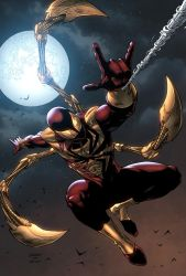 Iron Spider by JackLavy