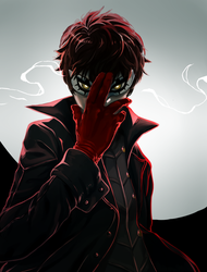 Persona 5 by HFyre