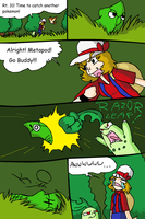 HG Nuzlocke : 17 by SaintsSister47