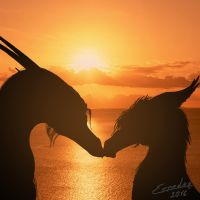 Only You and Me by Erredan