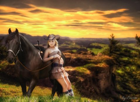 southern evening by emerito1983