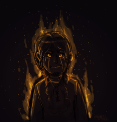 Fire In My Soul by CircusBalloon