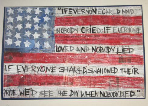 America the Beautiful by somegirl007