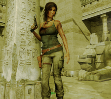 Rise of the Tomb Raider by Jill-Valentine666