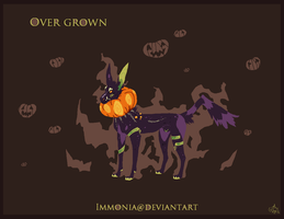 Holiday Zippurrcat: Over Grown [CLOSED] by Immonia