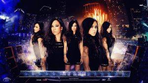 AJ LEE ~ HD Wallpaper ~ Black Dresses by MhMd-Batista