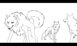 Wolf's Rain Style Pack by CookieCannibleSofiel