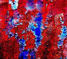 Abstract Rust Texture 2 by WKJ-Stock