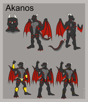 Akanos Reference Comission by Tlayoualo
