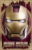 Iron Man Poster by AiDub