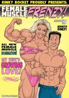 Female Muscle Frenzy 3 by KinkyRocket