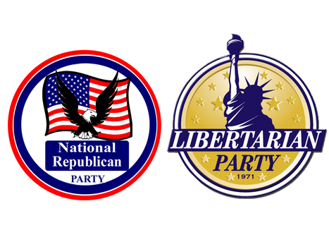 New Two-Party system by Jax1776