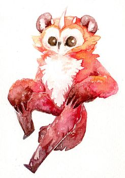 Taum Challenge o5: Water Color by eveenya