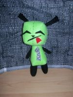 GIR plush by krazylilmeow
