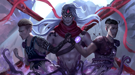 Varus' Heartlights by Yumenoki