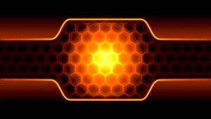 Power Core - Orange by txvirus