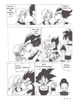 vegeta and his family page4 by DRAGONBALLfanmangas