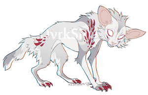 Blood Claw Adopt   OTA CLOSED by DvrkSide