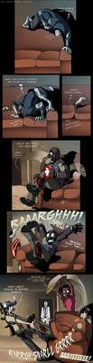 L4D2 - Coach potato by IsisMasshiro
