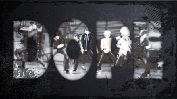[MMD] BTS - Dope by Kevin-BS23