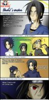 + Naruto Interview + Itachi + by KajikoKylance
